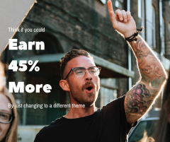 The Shopify Theme I chose boosted my conversion rate by 95%